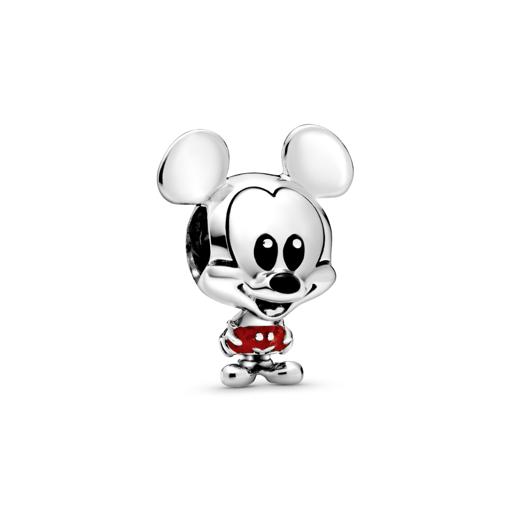 """Намистина """"Міккі Маус"""" Pandora Disney"""