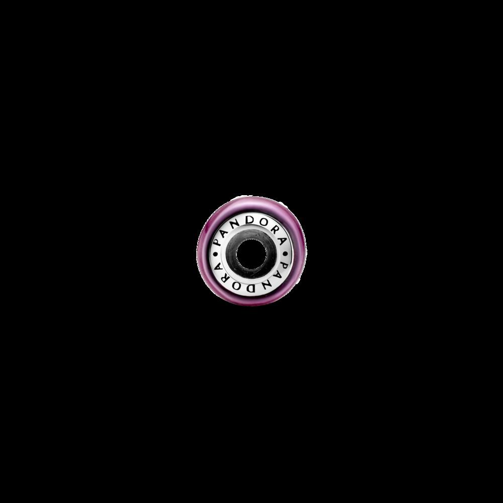Мій рожевий розділювач на браслет Pandora Me