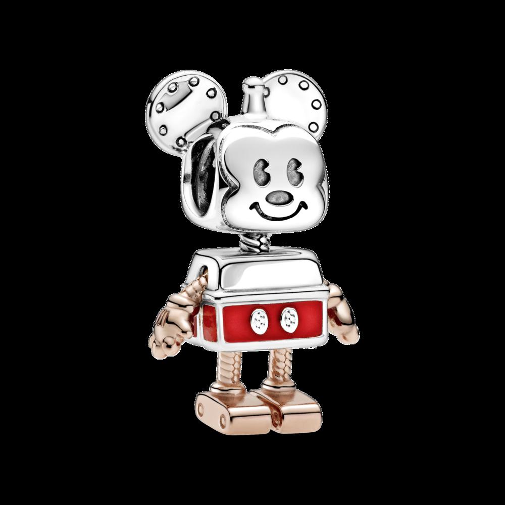 """Намистина """"Робот Міккі Маус"""""""