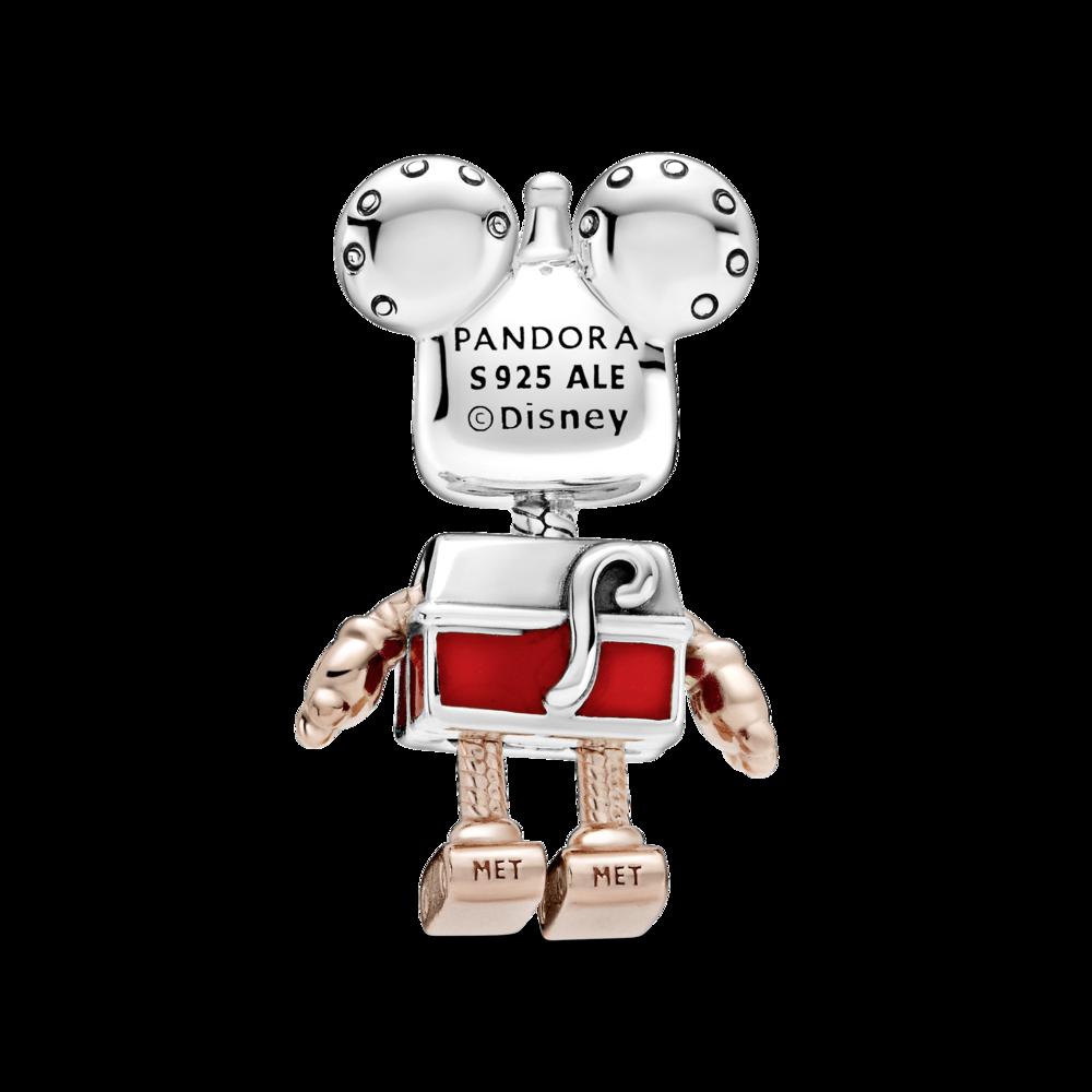 """Намистина """"Робот Міккі Маус"""" — фото 2"""