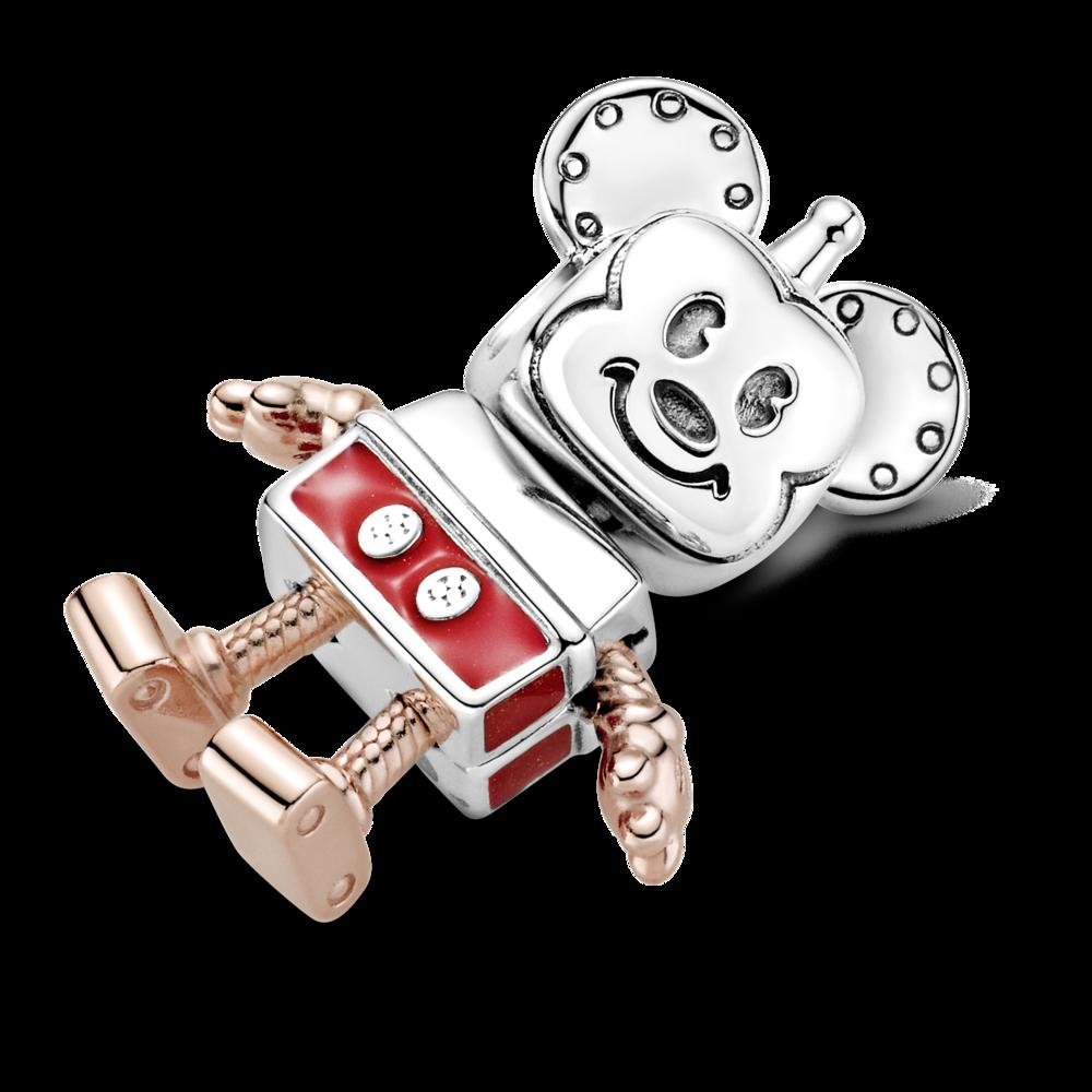 """Намистина """"Робот Міккі Маус"""" — фото 3"""