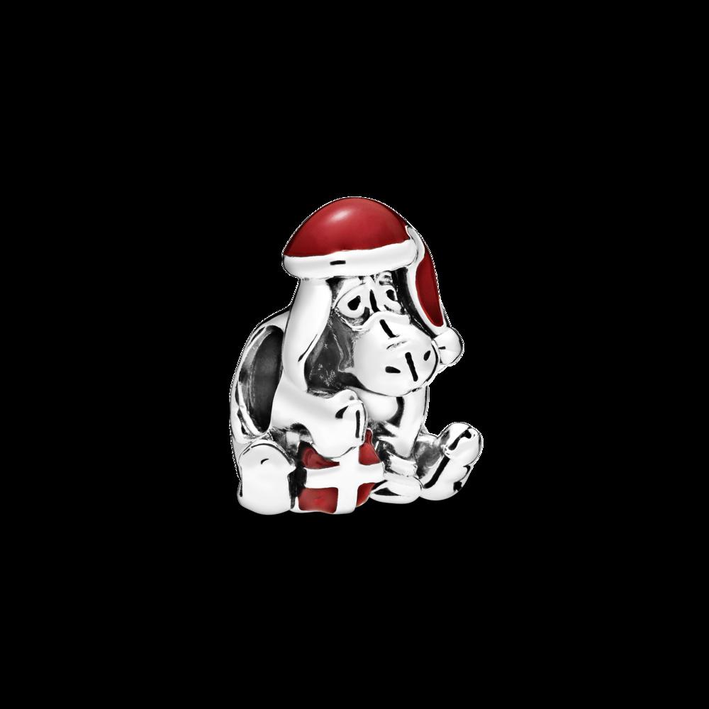 """Намистина """"Різдвяний віслючок Іа"""""""