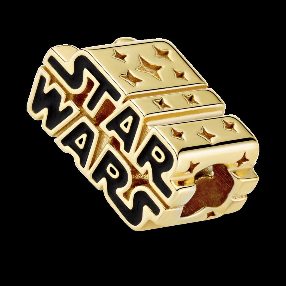"""Намистина із 3D логотипом """"Star wars"""""""