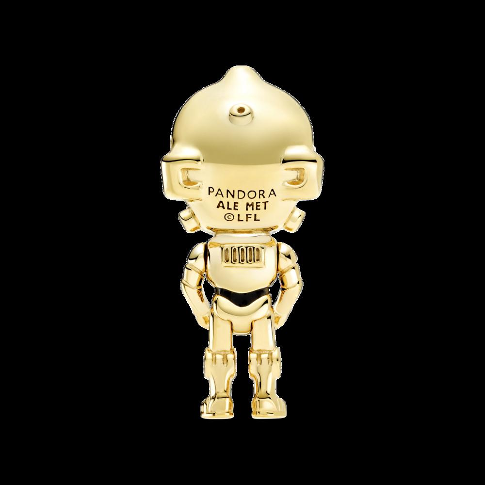 """Намистина """"Дроїд C-3PO"""" Зоряні Війни"""