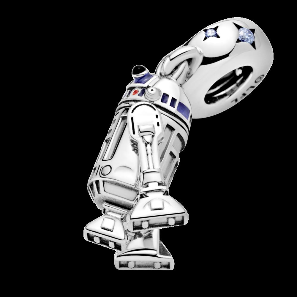 """Намистина """"Дроїд R2-D2"""" Зоряні Війни"""