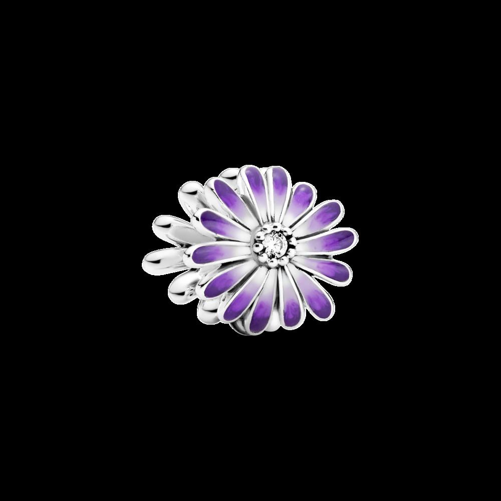 """Намистина """"Пурпурова ромашка"""""""