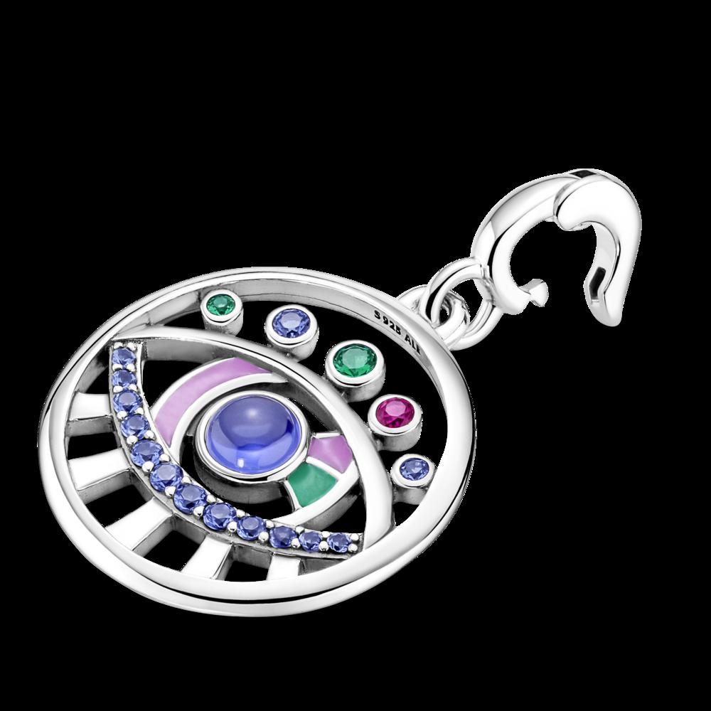 """Медальйон """"Око"""" Pandora ME — фото 3"""