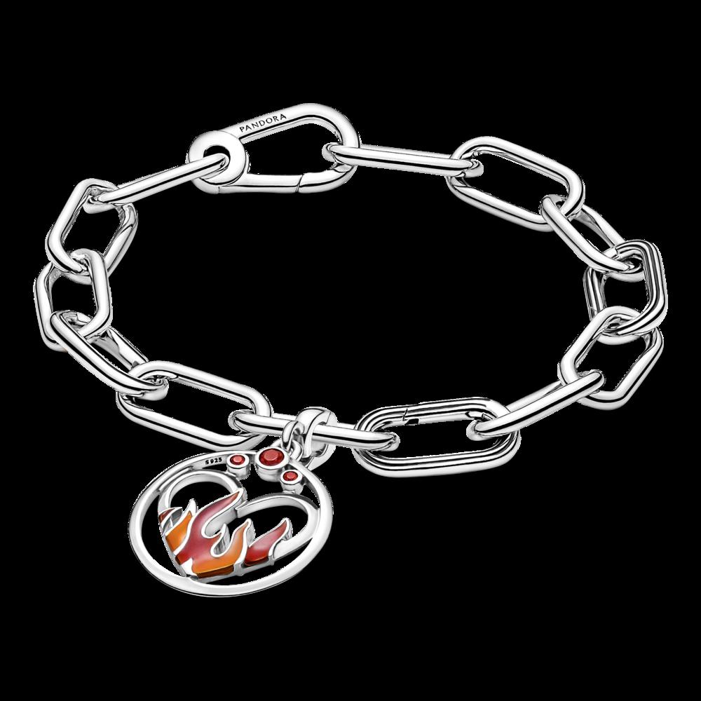 """Медальйон """"Вогонь всередині"""" Pandora ME — фото 4"""