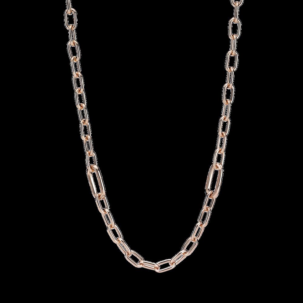 Ланцюг Pandora ME з покриттям 14k рожевим золотом — фото 2