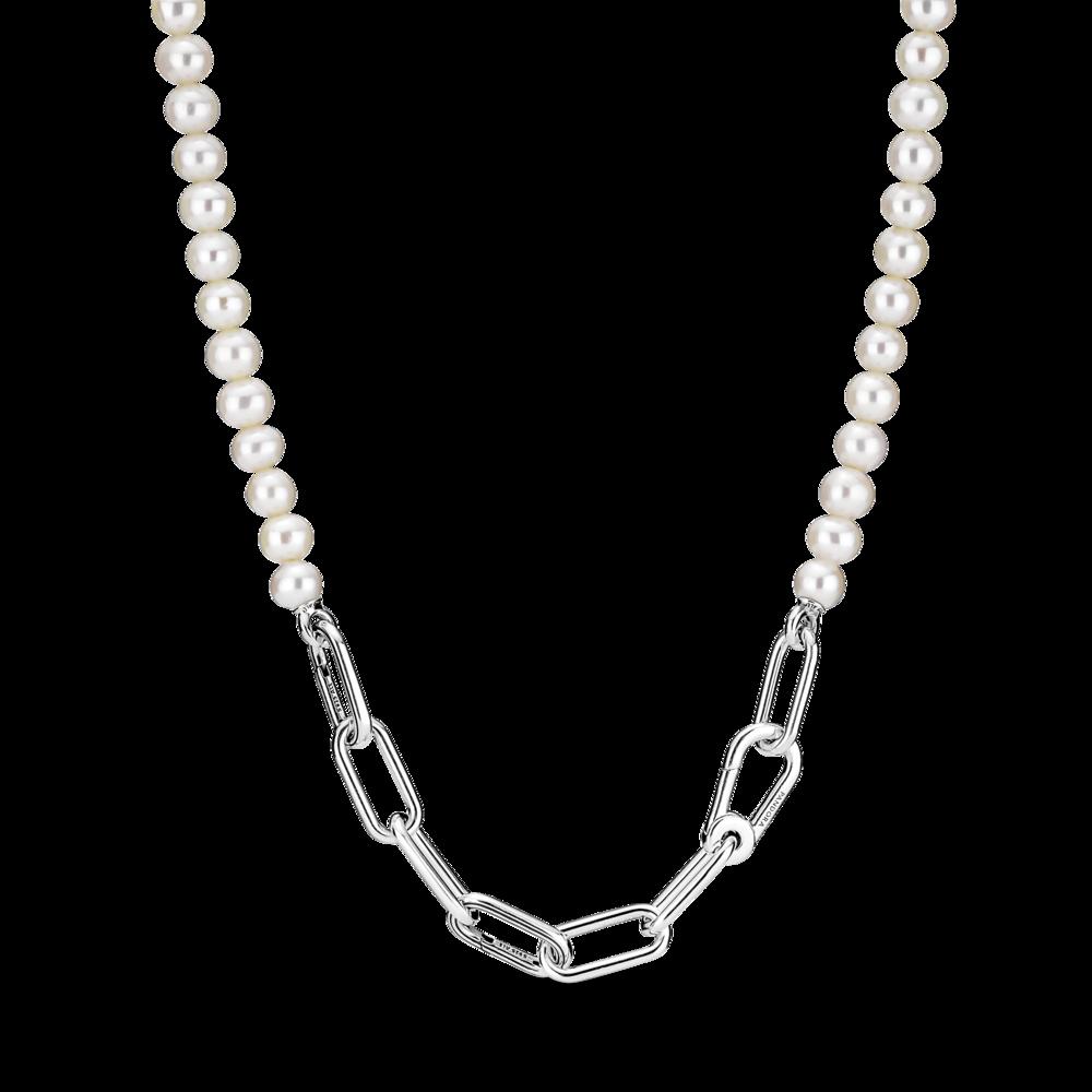Намисто з прісноводними культивованими перлами Pandora ME