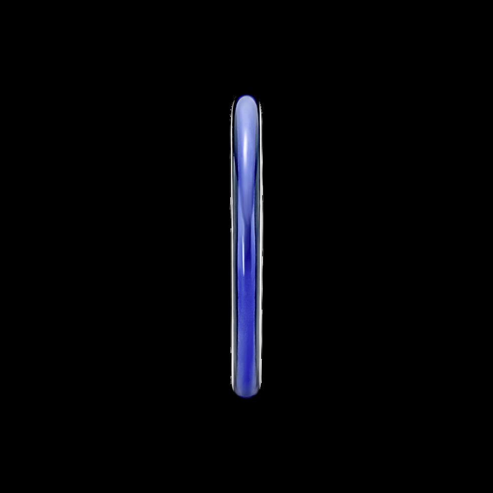 Каблучка електричного синього кольору Pandora ME — фото 3