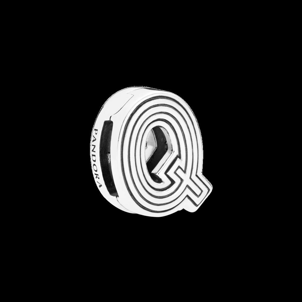 "Намистина ""Літера Q"" Pandora Reflexions"