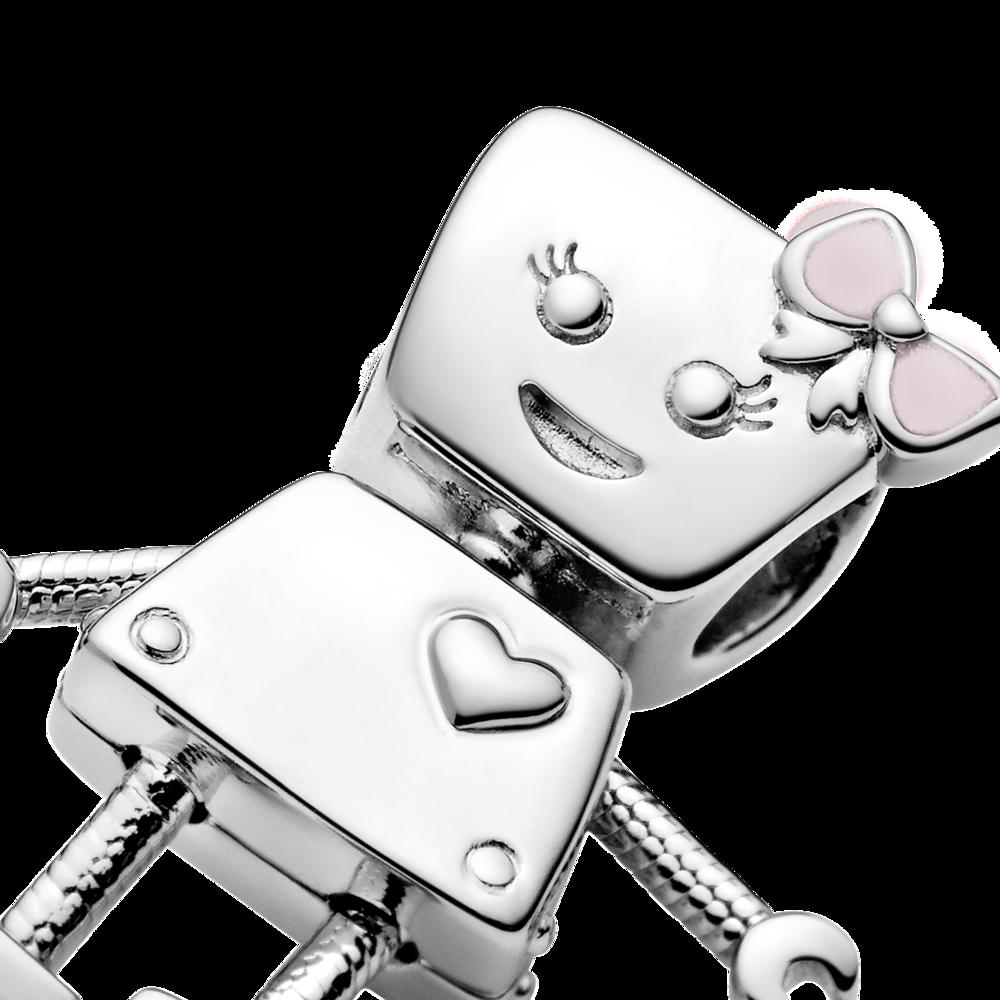"""Намистина """"Робот Белла"""""""